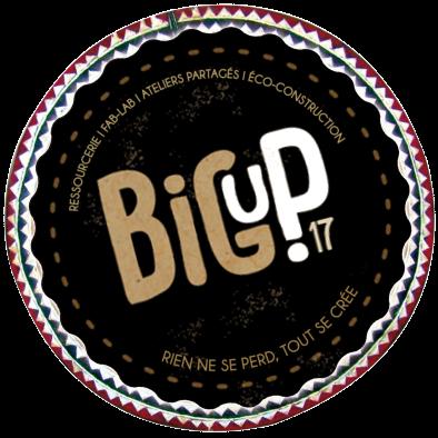 Big Up 17 ! - logo